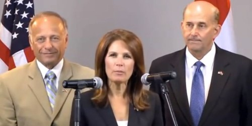 GOP Members Of Congress Hold Surreal Press Conference In Egypt Thanking Military For Overthrowing Morsi