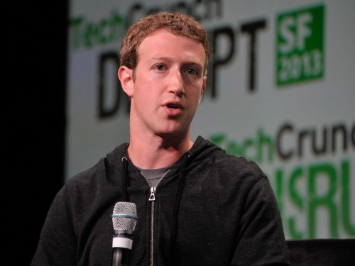 Facebook admits that resisting standards for fake news was 'wrong'