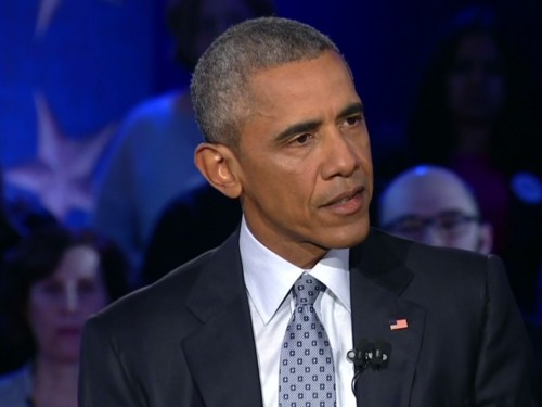 Obama debated a bunch of people opposed to his new gun actions, and it was fascinating
