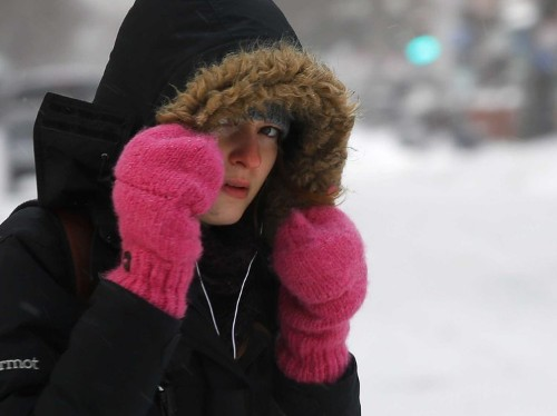 12 Hacks For Surviving This Freezing, Icy Weather