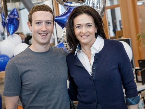 Facebook officially hits 2 billion users