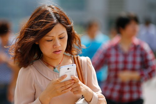 Smartphone users are becoming more aware of security features