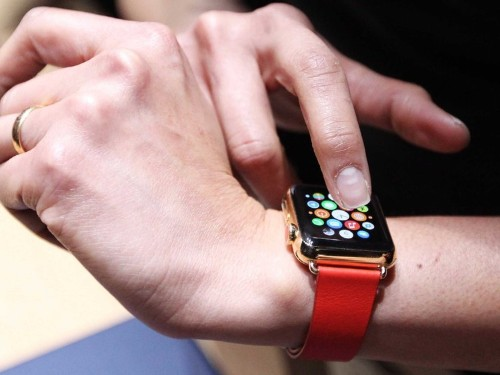 Apple sold more Apple Watches in 9 weeks than it sold iPhones and iPads when they first launched