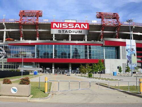 Nissan just scored the naming rights to the Titans' stadium and there are some interesting branding connections