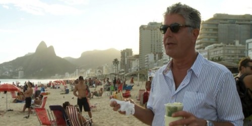 Anthony Bourdain Just Did A Hilarious, Impromptu Q&A On Twitter