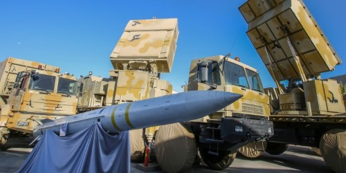 The Army is making playing cards with Iran's weapons on them