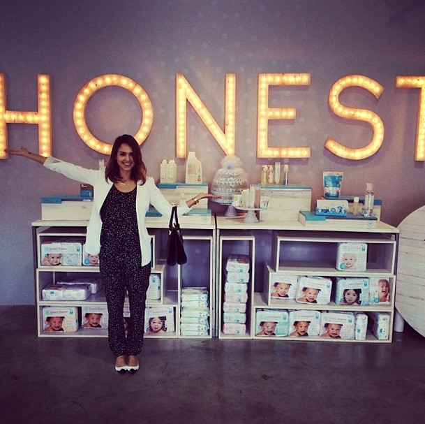 Go Inside The Gorgeous Offices Of Jessica Alba's Billion-Dollar Diaper Company