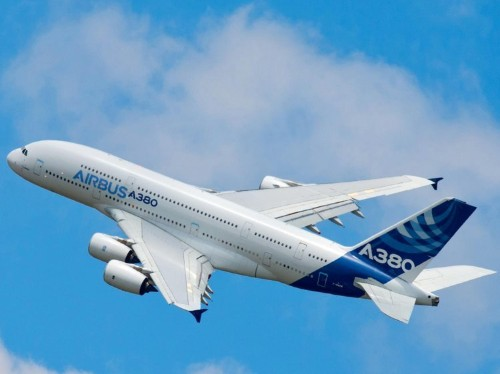 Airbus just ended its A380 super jumbo sales drought in spectacular fashion