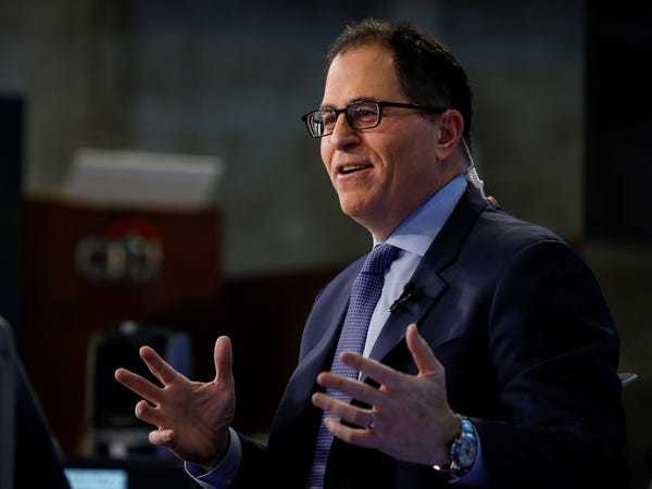 Michael Dell unveils Dell's pay-per-use model for businesses - Business Insider