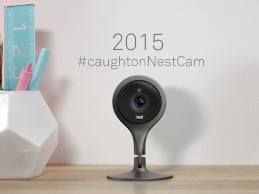 This new Nest ad highlights the most amazing moments its smart cameras caught on video this year