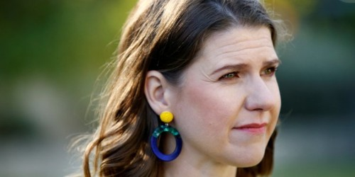 Jo Swinson says the Lib Dems can win the next general election and scrap Brexit