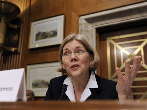 Elizabeth Warren Doesn't Want Another Wall Streeter At The Treasury Department