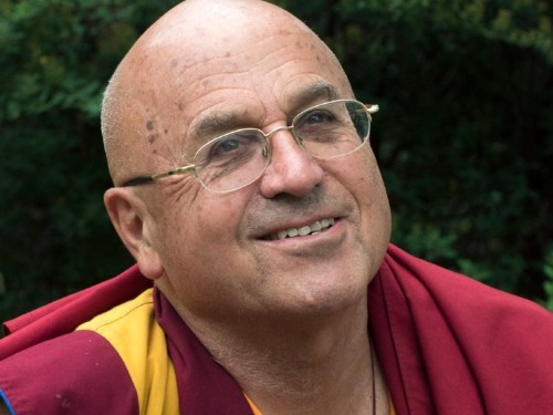 A day in the life of 'the happiest man in the world' — a Buddhist monk who wakes at dawn to watch the sunrise, owns only a few pieces of clothing, and spends hours wishing happiness for others