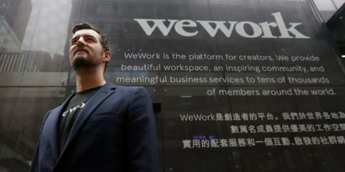 WeWork is reportedly set to pick JPMorgan and Goldman Sachs for its IPO