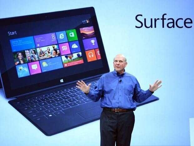 Faced With Sluggish Surface Sales, Microsoft Is Pulling Out Its Secret Weapon For Enterprises