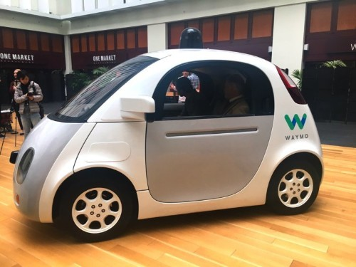Google's self-driving cars have driven over 2 million miles — but they still need work in one key area