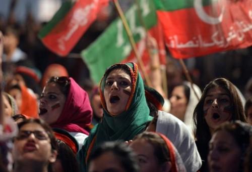 Pakistan protest talks deadlocked after arrests