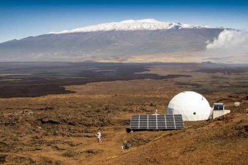 Year-long Mars isolation experiment starting in Hawaii