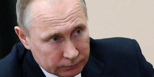 Putin just asked Interpol to find a Russian spy in the US, days after the media revealed his whereabouts