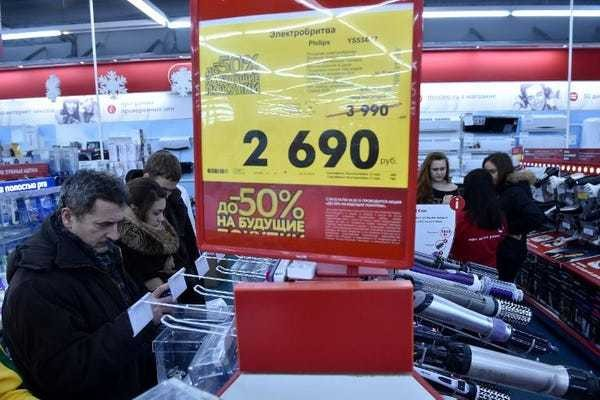 The Worst Is Yet To Come For Russia's Economy - Business Insider