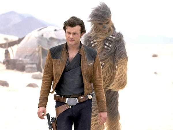 'Solo' is the worst 'Star Wars' movie since 'Attack of the Clones,' according to critics - Business Insider