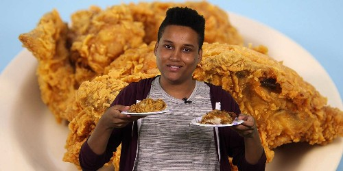 We did a blind taste test of KFC and Popeyes fried chicken — here's the verdict