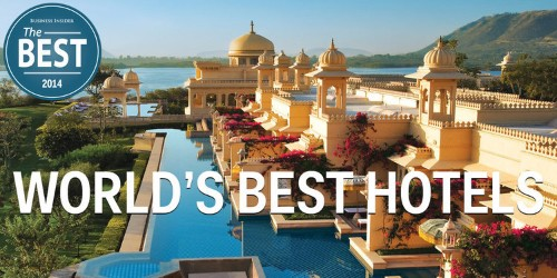 The 26 Best Hotels In The World