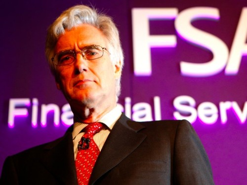 Britain's ex-regulation chief thinks fintech P2P lending losses are going to be huge