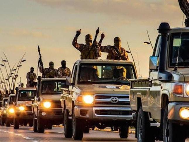 Britain is preparing for war against ISIS