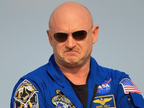Mark Kelly, former NASA astronaut: Trump's Space Force 'a dumb idea'