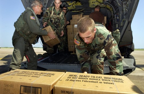 The Army wants to pay people to eat nothing but MREs for 3 weeks