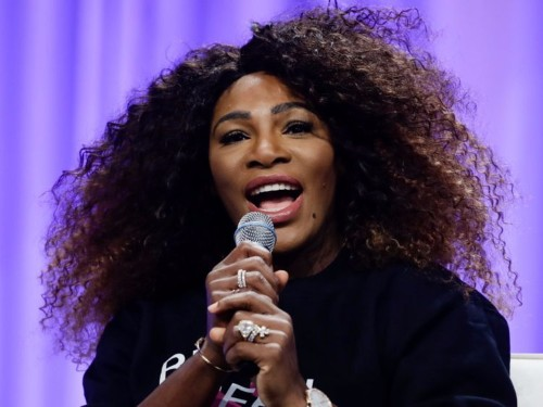 Serena Williams opens up about being the CEO of her tennis team and her daughter Olympia -- her 'greatest success by far'