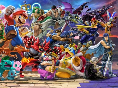These are the 11 best 'Super Smash Bros. Ultimate' characters, according to the world's number-one ranked player