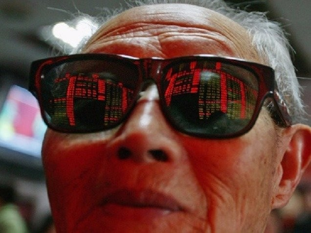 Don't blame China for the stock market sell-off