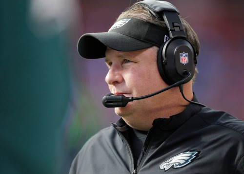 Why Chip Kelly's Historically Productive Eagles Offense Can't Score