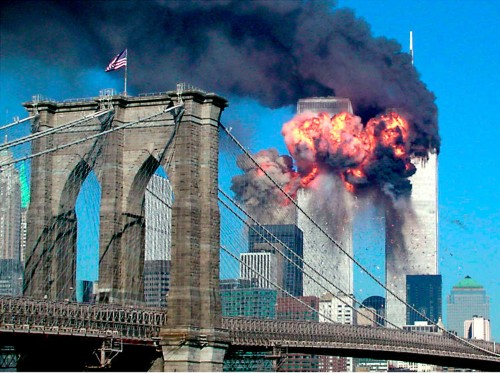 What happened on 9/11, 17 years ago