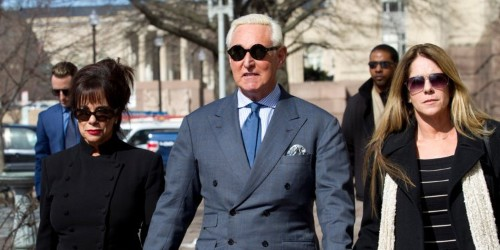 A federal judge has placed a full gag order on Roger Stone after he shared incendiary and threatening posts about her on social media
