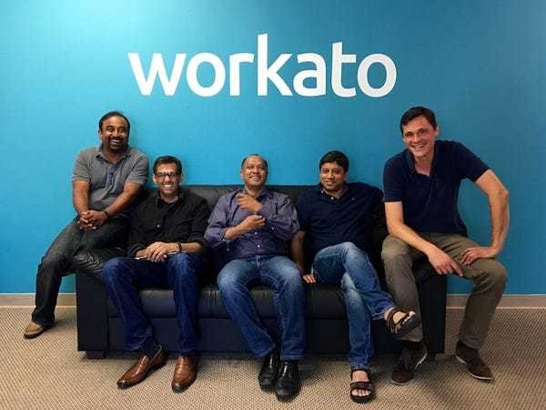 Automation startup Workato raises $70 million led by Redpoint Ventures - Business Insider