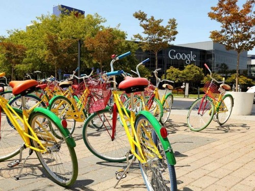 Here are all of Google's employee perks, and how much they cost the company