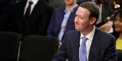 Mark Zuckerberg says Facebook collects data on non-users for 'security' — here's the whole story