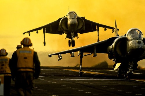 Marines have been flying the Harrier jet for over 30 years — here's why they still keep it around