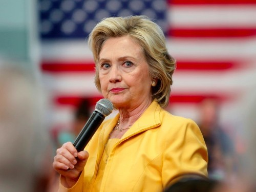 A new poll has another batch of bad news for Hillary Clinton