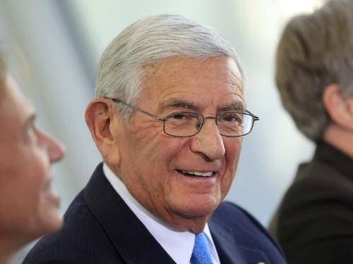 Billionaire Eli Broad joins chorus of billionaires begging to be taxed
