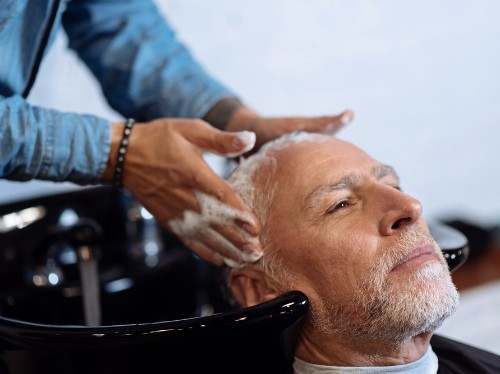 Just for Men shampoo that gets rid of gray hair - Business Insider