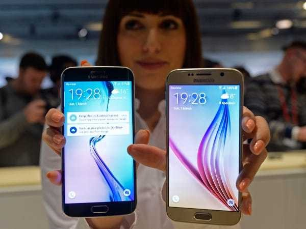 There are two things holding me back from recommending Samsung's Galaxy S6 over the iPhone - Business Insider