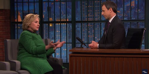 Hillary Clinton on Donald Trump: 'I no longer think he's funny' - Business Insider