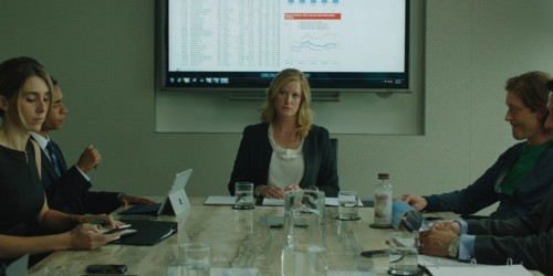 Here's how the first movie about what it's like to be a woman on Wall Street got made
