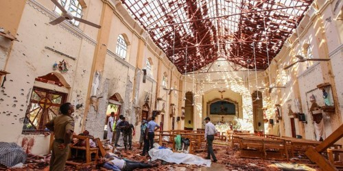 Islamic State claims responsibility for Easter bombings in Sri Lanka that left more than 320 dead