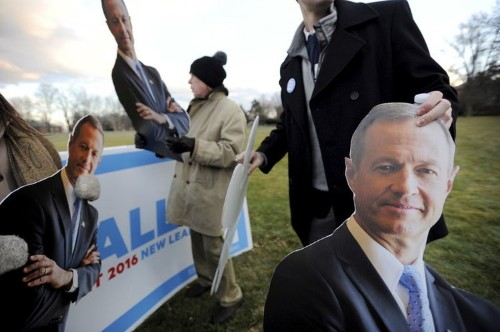 Martin O'Malley fails to make Ohio's primary ballot