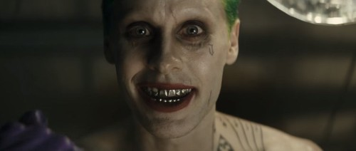 Here's our first good look at Jared Leto as the new Joker in 'Suicide Squad'